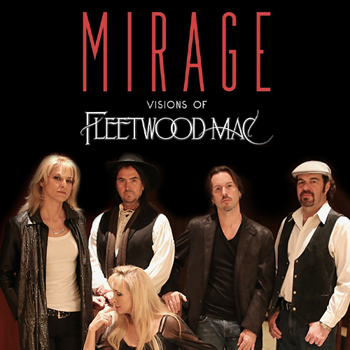 Mirage-Tribute to Fleetwood Mac-Wednesday, August 14, 2019