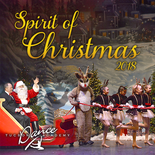 Tucson Christmas 2019 Tickets | The Spirit of Christmas   December 14 & 15, 2019