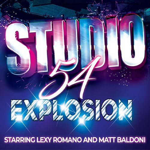 The Studio 54 Explosion - Wednesday, August 19, 2020 - 7:30pm