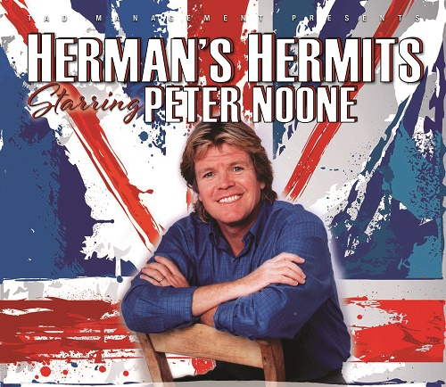 Herman's Hermits - Starring Peter Noone -Friday, February 22, 2019
