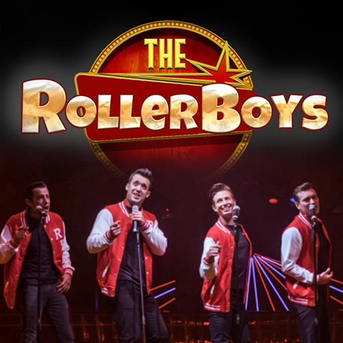 The Rollerboys! - Wednesday, March 18, 2020 - 7:30pm